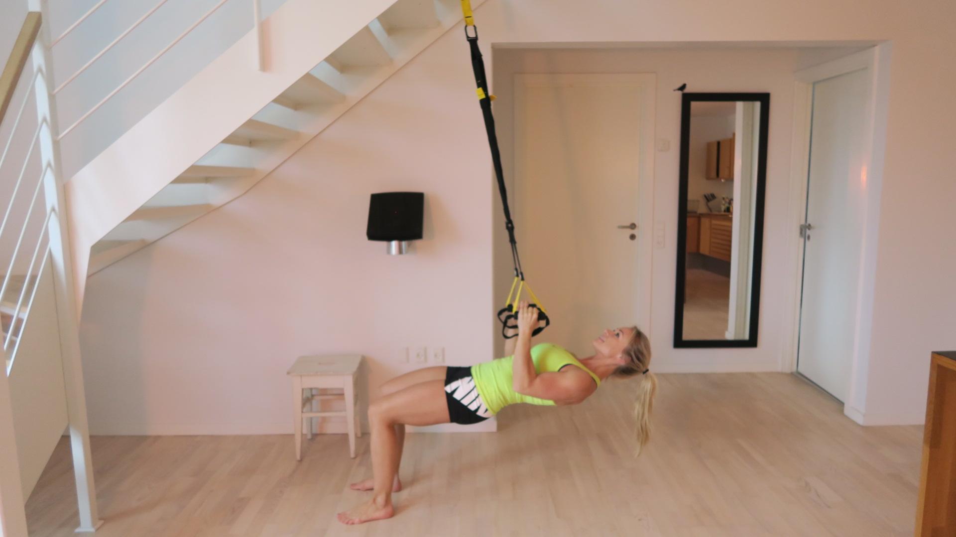 trx træning hjemme